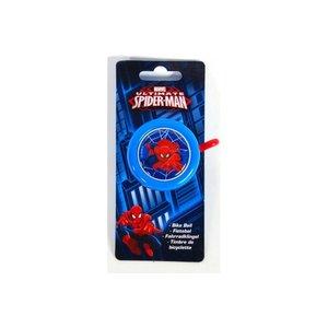 Volare Spider-Man Fietsbel - Jongens - Blauw