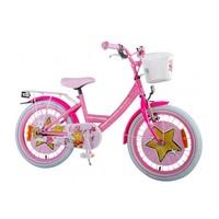 LOL Surprise Kinderfiets - Meisjes - 18 inch - Roze - 95% afgemonteerd