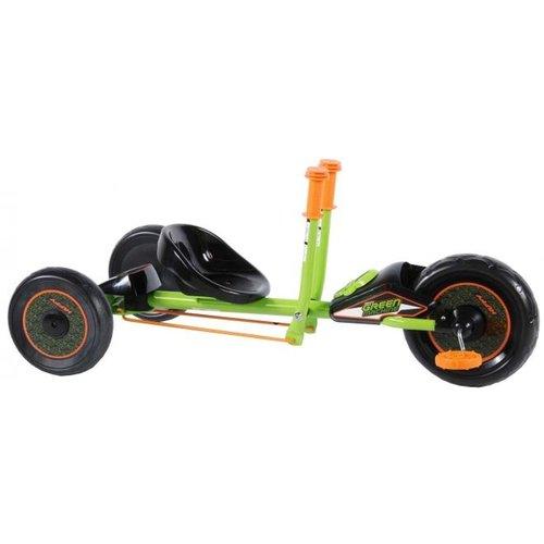 Volare Huffy Green Machine Mini - Jongens en Meisjes - Groen/Zwart