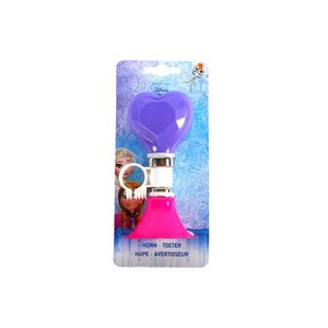 Volare Disney Frozen Fietstoeter - Meisjes - Paars Roze