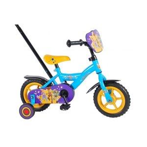 Volare Disney Toy Story 4 Kinderfiets - Jongens - 10 inch - Blauw/Geel