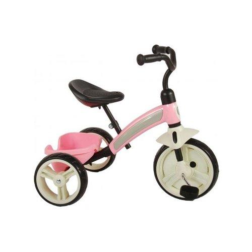 Volare QPlay Elite Driewieler Meisjes Roze