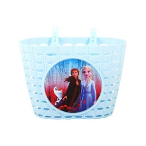 Volare Disney Frozen 2 Plastic Mandje Meisjes Licht Blauw