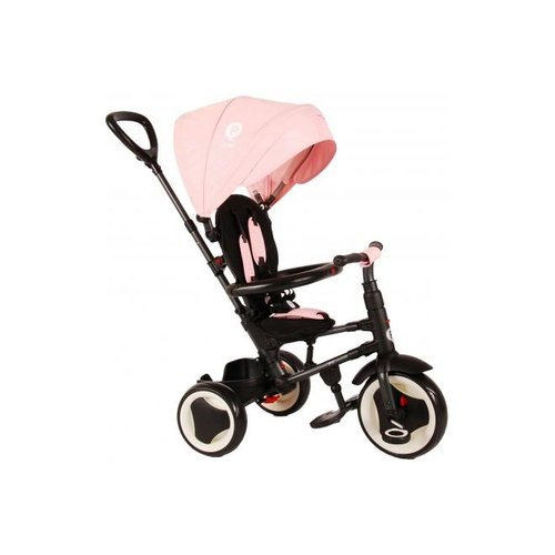 Volare QPlay Driewieler Rito 3 in 1 -  Meisjes - Roze - Deluxe