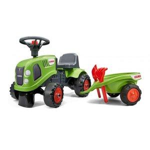 Falk Falk Baby Claas Ride-On - Jongens - Groen - Tractor