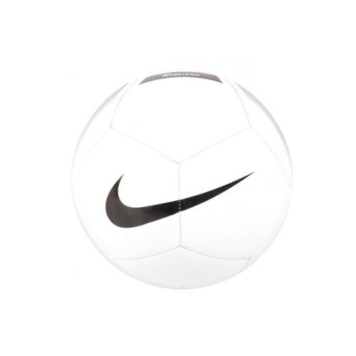 nike Voetbal Nike - Pitch Team - Wit - Maat 5