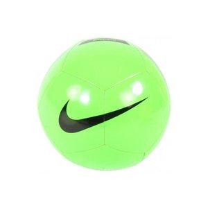 nike Voetbal Nike - Pitch Team - Neon Groen  - Maat 5