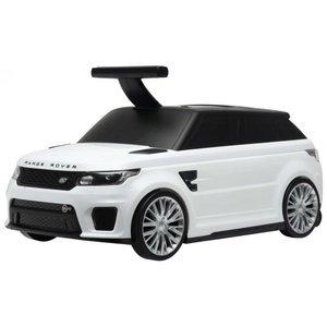 Range rover Range Rover Sport SVR - Ride On - Koffer - Wit