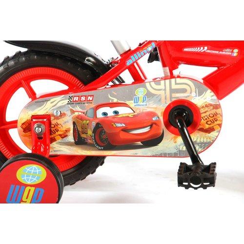 Volare Disney Cars Kinderfiets - Jongens - 10 inch - Rood