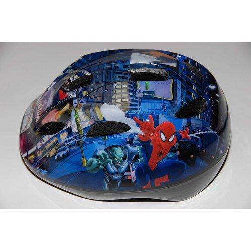 Volare Marvel Spiderman Jongens Fietshelm - Skatehelm 51 - 55 cm