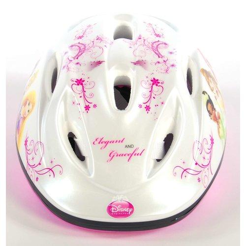 Volare Disney Princess Fietshelm meisjes - Skatehelm 51-55 cm