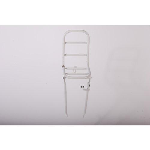 Volare Volare Voordrager - Wit - Voor 26 inch kinderfietsen