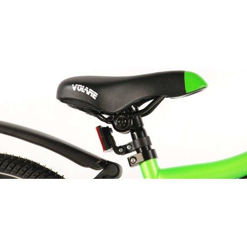 Volare Volare Blade Kinderfiets - Jongens - 20 inch - Groen - 95% afgemonteerd - Shimano 6 versnellingen