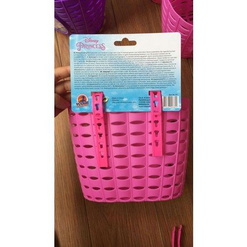 Volare Disney Princess Plastic Mandje Meisjes Roze