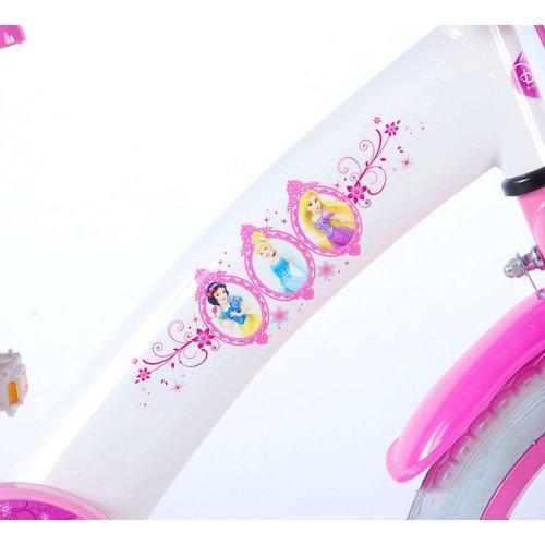 Volare Disney Princess Kinderfiets - Meisjes - 16 inch - Roze