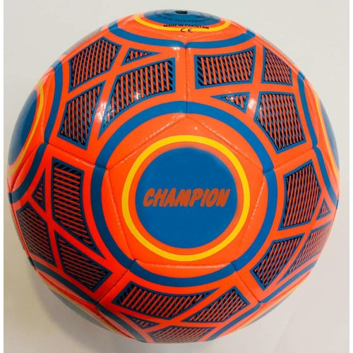 Volare Voetbal Champion - Verschillende Prints - 320 gram - maat 5