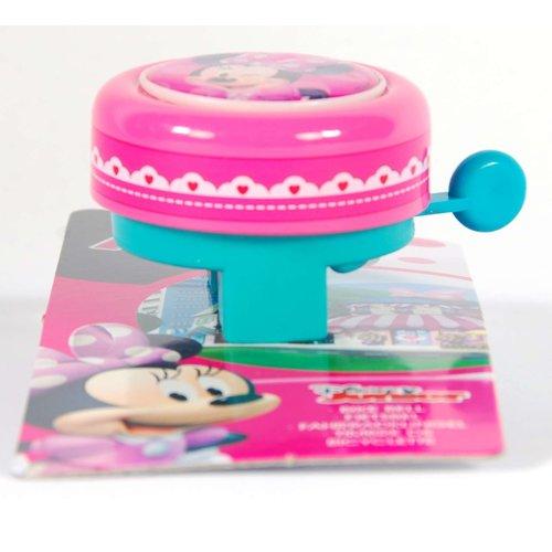 Volare Disney Minnie Bow-Tique Fietsbel - Meisjes - Roze