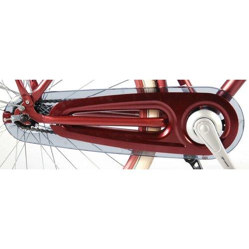 Volare SALUTONI Excellent Stadsfiets - 28 inch - 50 centimeter - Bordeaux - 95% afgemonteerd