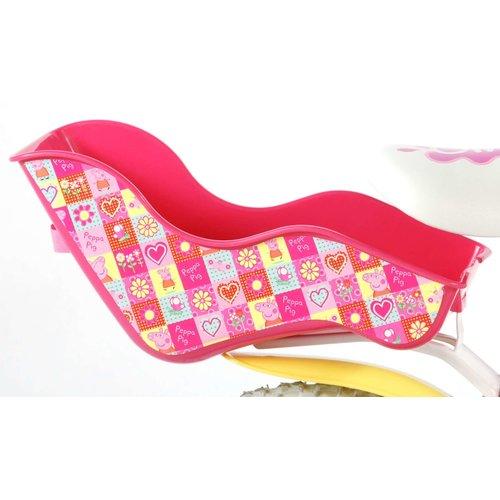 Volare Peppa Pig Kinderfiets - Meisjes - 12 inch - Roze