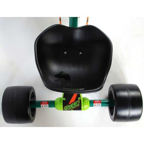 Volare Huffy Green Machine - Jongens en Meisjes - 16 inch - Groen/Zwart