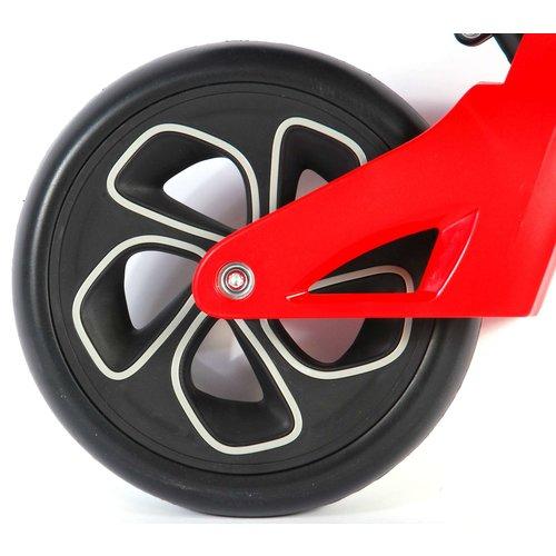 Volare QPlay Tech Loopfiets - Jongens en Meisjes - 10 inch - Rood