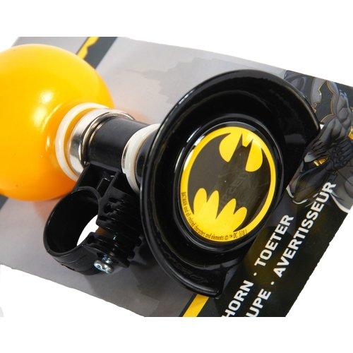 Volare Batman Fietstoeter - Jongens - Zwart Geel