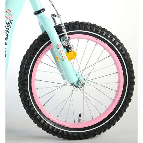 Volare Volare Step - Meisjes - 16 inch - Mint Blauw