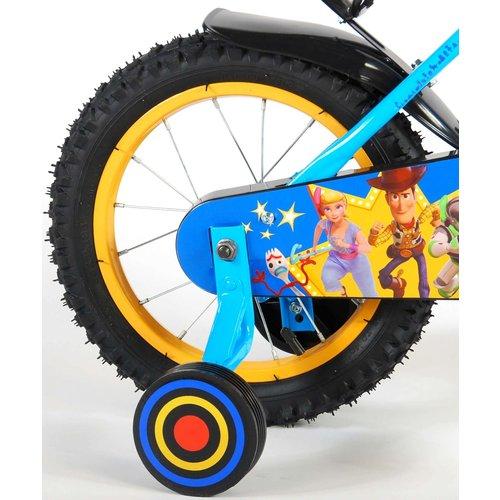 Volare Disney Toy Story Kinderfiets - Jongens - 14 inch - Blauw