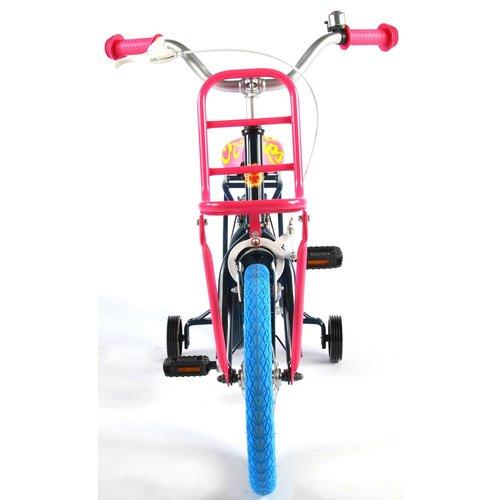 Volare Chupa Chups Oma Kinderfiets - Meisjes - 16 inch - Donkerblauw