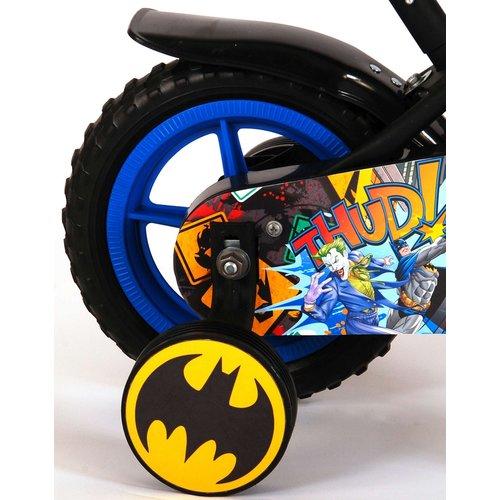 Volare Batman Kinderfiets - Jongens - 10 inch - Zwart