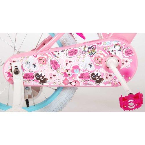 Volare OJO Kinderfiets - Meisjes - 16 inch - Roze