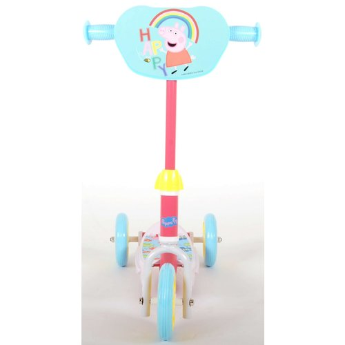 Volare Peppa Pig Step - Kinderen - Roze blauw
