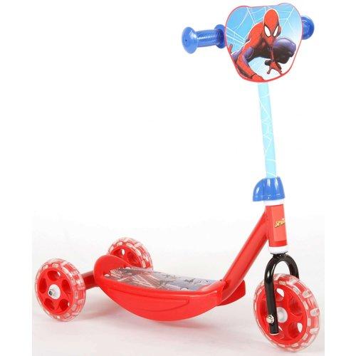 Volare Spiderman Step - Kinderen - Blauw Rood
