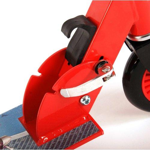 Volare Spiderman Inline Step - Kinderen - Rood Blauw