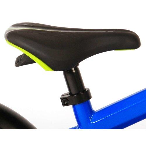 Volare Volare Rocky Kinderfiets - Jongens - 14 inch - Blauw - 95% afgemonteerd - Prime Collection