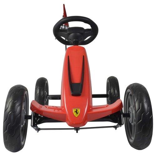 Ferrari Scuderia Ferrari Go Kart - Klein  - Rood