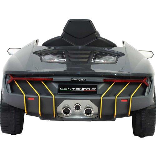 Lamborghini Lamborghini Centenario - Grijs - Elektrische Auto -  met Afstandsbediening - 12 Volt