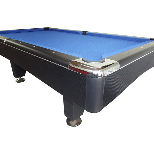 TopTable Pooltafel TopTable Break Carbon Slate