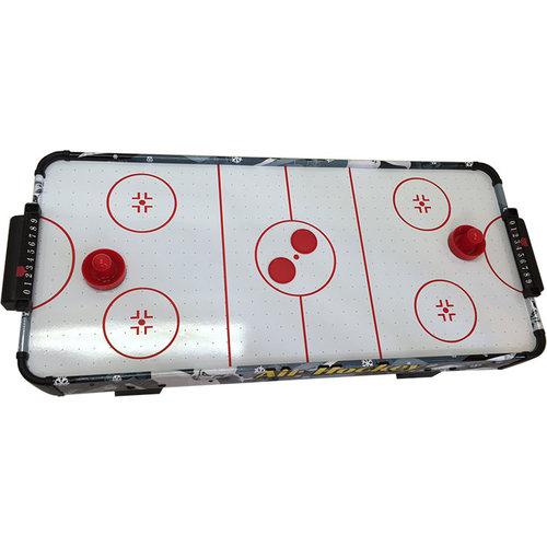 TopTable Airhockey TopTable Topper Ice