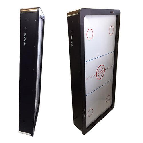 TopTable Airhockey TopTable Foldy-Carbon (inklapbaar) 6,5ft