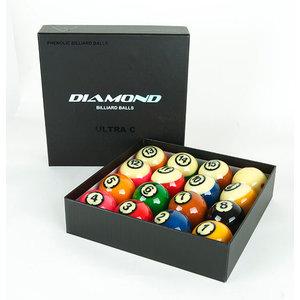 Champion poolballen Diamond Ultra-C TV  57,2