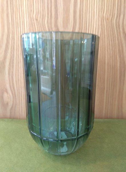 Colour vase Vaas Hay groen S