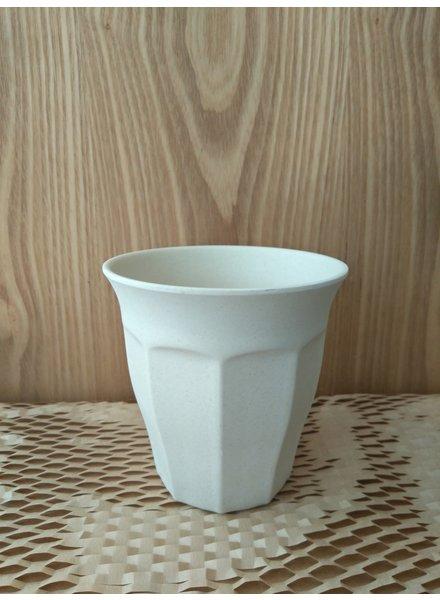 Zuperzozial Zuperzozial cupful of colour L Coconut white
