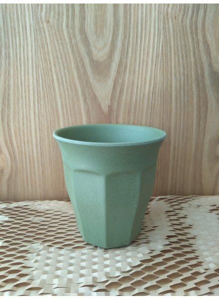 Zuperzozial Zuperzozial cupful of colour L army green