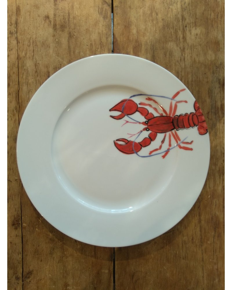 Fabienne Chapot Dinner Plate Lobster 27cm