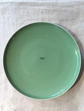 Bitossi Sorbetto diner bord 27 cm  groen