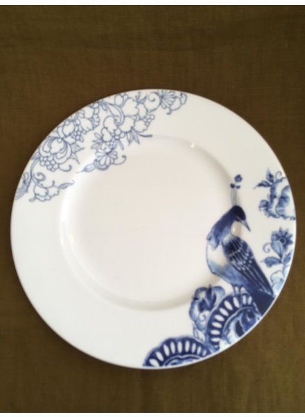 Royal Delft Peacock dinerbord 27 cm