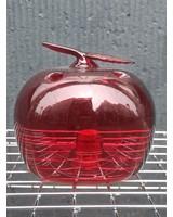 Esschert Fruitvliegen val rood