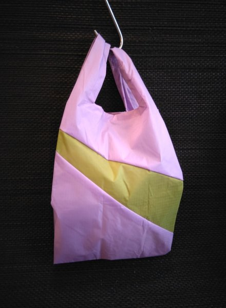 Susan Bijl Susan Bijl shoppingbag S Dahlia & apple