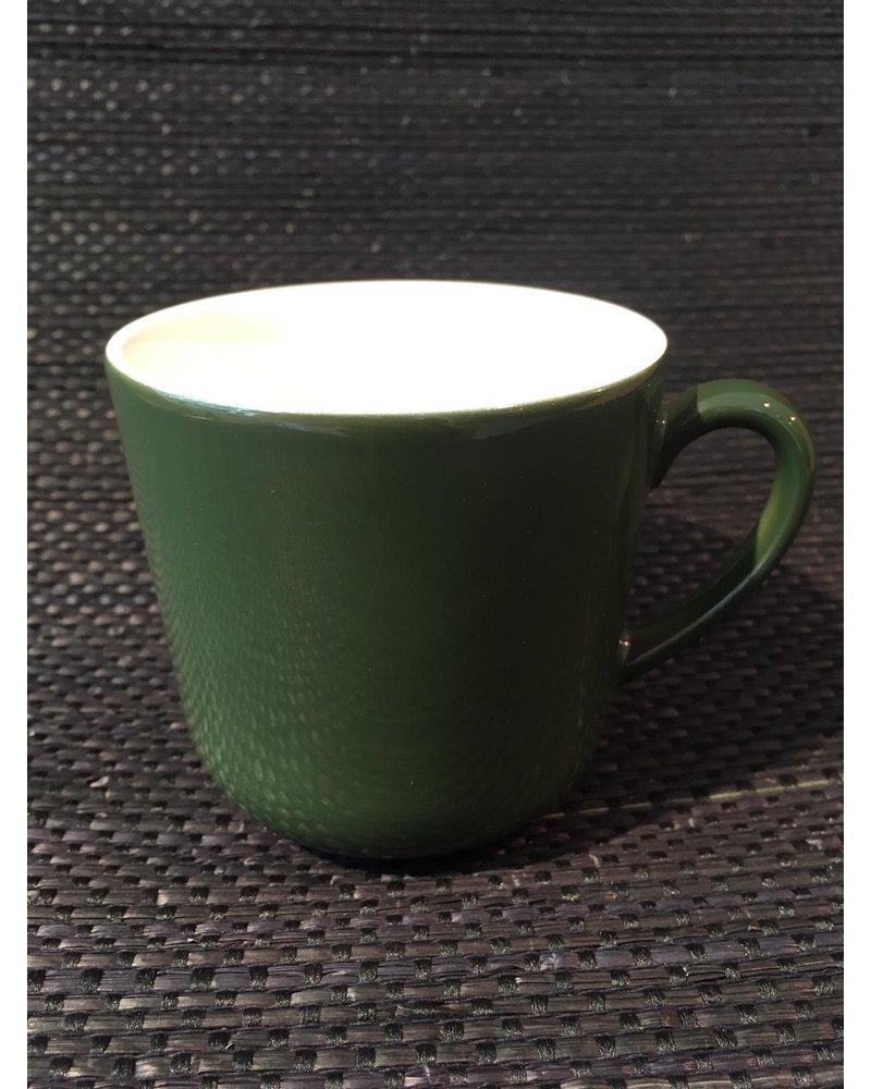 Dibbern MUG 0,32 L DARK GREEN